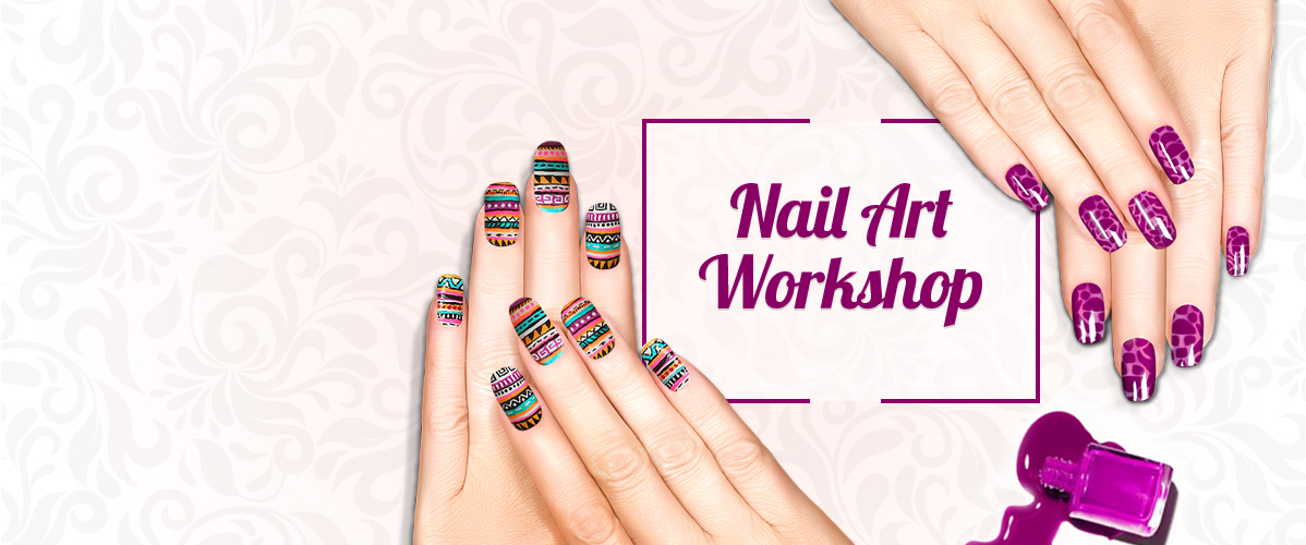 Nail Art Workshop Mt Culture Club Mumbai